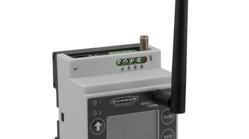 Turck Banner lancia i nuovi controller wireless DXM700
