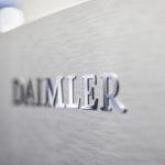 Daimler riporta i risultati dell'intero anno 2019