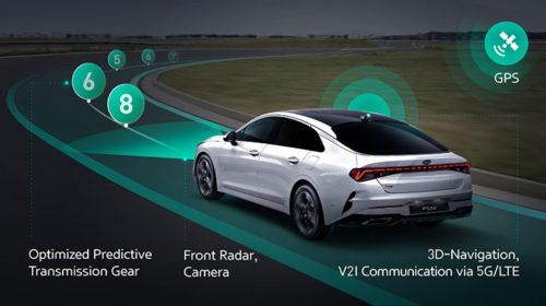Hyundai e Kia sviluppano il primo Connected shift system
