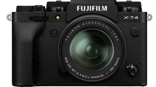 FUJIFILM annuncia la nuova mirrorless X-T4