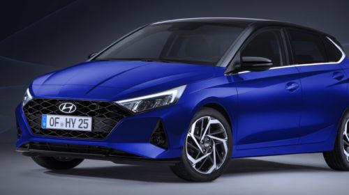Hyundai svela la nuova i20