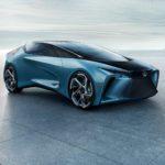 Lexus annuncia tre anteprime europee al Salone di Ginevra 2020