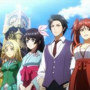 Sakura Wars arriva per PlayStation 4