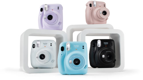 Fujifilm lancia la nuova instax mini 11