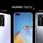 Huawei presenta la nuova serie P40 e il nuovo Watch GT2e