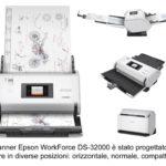 Epson amplia la gamma di scanner con i modelli A3