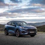 Ford presenta nuova Kuga