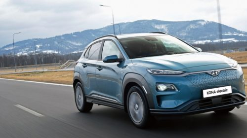 Hyundai: disponibile in Italia Kona Electric Model Year 2020