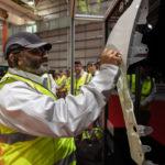 Nissan svela nuove linee di stampaggio nello stabilimento di Sunderland