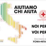 Nital compie 29 anni e festeggia donando alla Croce Rossa
