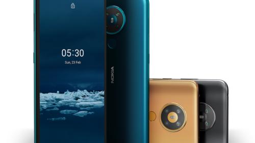 HMD Global annuncia tre nuovi smartphone Nokia