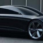 Hyundai svela la concept car elettrica Prophecy