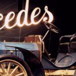 120 anni di Mercedes