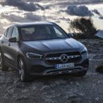 La nuova Mercedes-Benz GLA