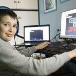 A 9 anni crea un videogioco con cui sconfiggere il COVID-19