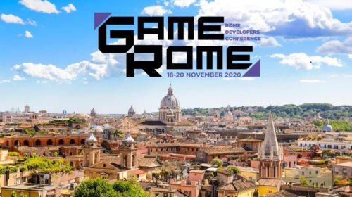 Gamerome: la più grande conferenza sull'industria dei giochi in Italia e l'evento B2B confermano le sue date per l'edizione 2020