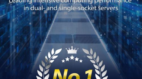 ASUS stabilisce nuovi record mondiali per le prestazioni dei server single-socket e dual-socket su SPEC.org