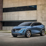 Il nuovo concept Nissan Ariya segna l'inizio di una nuova era per i veicoli elettrici