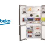 Le migliori tecnologie di conservazione nel frigorifero 4 porte Beko GN1416232ZX