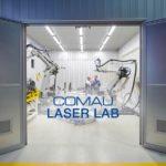 Comau presenta laboratori laser altamente specializzati per lo sviluppo di batterie e motori per il settore electrification