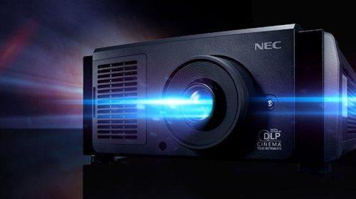 NEC lancia il proiettore per cinema digitale più silenzioso sul mercato