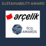 Arçelik premiata ai TCG Awards per la sostenibilità