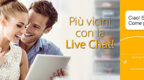 Whirlpool Italia accorcia le distanze: assistenza ai clienti, live chat e consegne attive