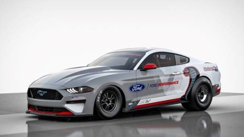 Ford Performance presenta Mustang Cobra Jet 1400