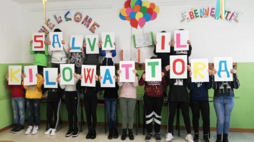 'Salva il kilowattora': sondaggio ENEA-GREENCROSS sui ragazzi delle scuole