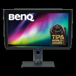 Il monitor BenQ PhotoVue SW321C premiato come miglior monitor fotografico professionale 2020 da TIPA