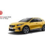 "Kia Xceed conquista il ""Product Design"" ai Red Dot 2020"
