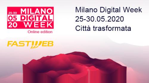 Fastweb è Partner di Milano Digital Week