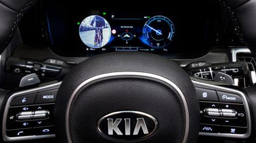 Kia: sul nuovo SUV Sorento introdotto il Blind-Spot View Monitor