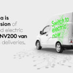 Nissan amplia la gamma elettrica e-NV200 in Europa