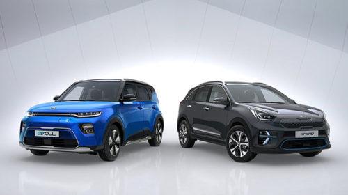 Kia apre la vendita della propria gamma elettrica