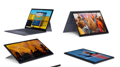 Lenovo propone una nuova generazione di dispositivi per il mondo consumer