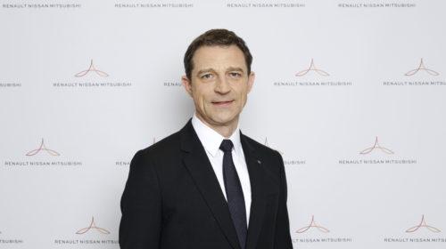 Mark Sutcliffe nominato Direttore della Divisione Veicoli commerciali dell'Alleanza Renault-Nissan