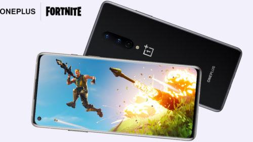 Partnership tra OnePlus ed Epic Games per fornire la prima esperienza di gioco a 90FPS per Fortnite su smartphone