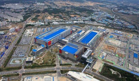 Samsung avvia una nuova linea di produzione a Pyeongtaek