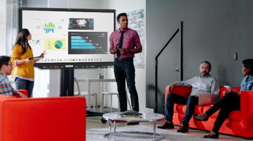 Gruppo TADI distribuisce i monitor interattivi SMART