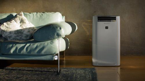 Sharp: aria più pulita grazie alla tecnologia dei nuovi purificatori d'aria