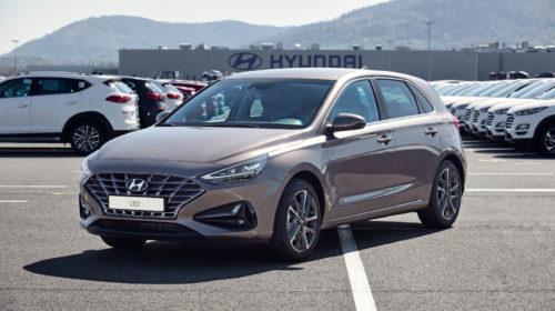 Hyundai avvia la produzione di Nuova i30 in Europa