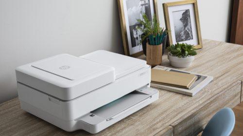 HP presenta le sue nuove stampanti pensate per le famiglie che lavorano e studiano da casa