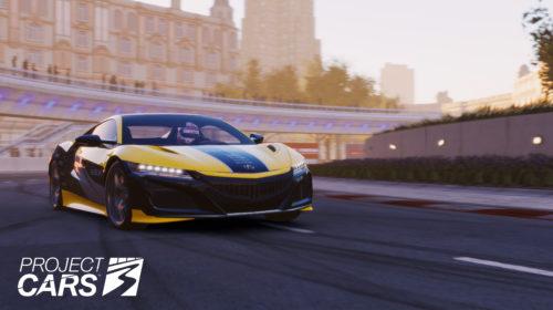 """Da BANDAI NAMCO Entertainment e Slightly Mad Studios il nuovo """"Project CARS 3"""""""