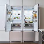 Bertazzoni presenta i nuovi frigoriferi Premium da incasso