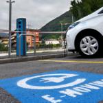 Inaugurata la nuova rete di ricarica per veicoli elettrici di Concesio
