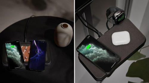 Zens Liberty: un tocco di stile alla ricarica wireless