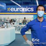 """Euronics on air e online con la campagna """"Black Friday d'estate. L'Italia riparte con gli sconti"""""""