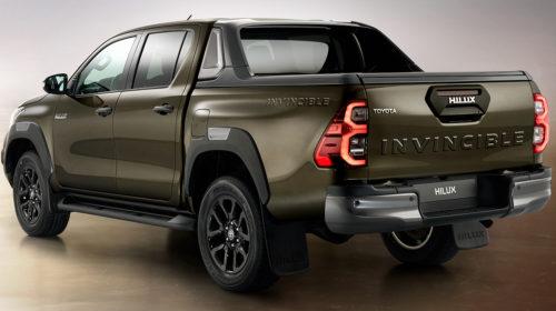 Nuovo Toyota Hilux: più prestazioni e più stile
