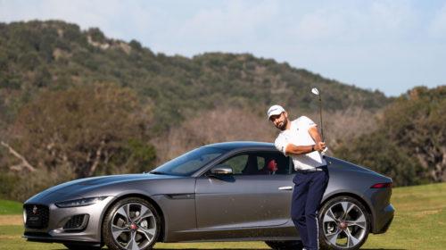 Parte la Jaguar Land Rover Golf Challenge 2020